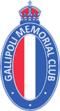 Gallipoli Memorial Club Logo
