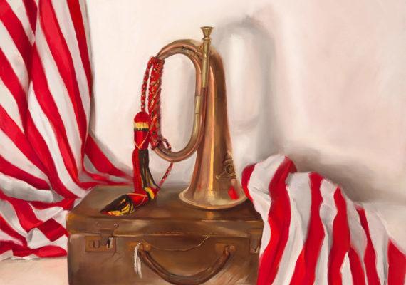 JESSICA GUTHRIE: Arlo's Bugle