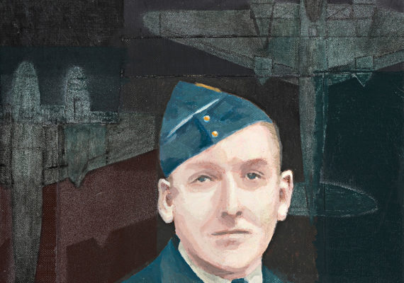 PAUL GORJAN: Flying Officer