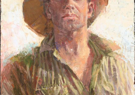 PHILIP MEATCHEM: Ivor Hele, War Artist