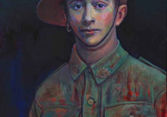 SUE MACLEOD-BEERE: Private James Martin, 14 years old