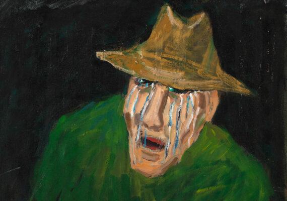 GUY WARREN   Weeping soldier