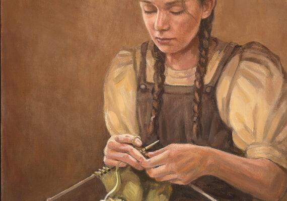 LORI PENSINI   The Hand Knitted Socks