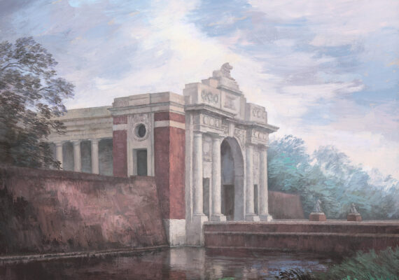 MICHELLE HISCOCK The Menin Gate